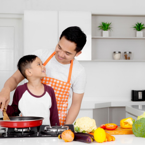 How to Get Your Child Involved In The Kitchen