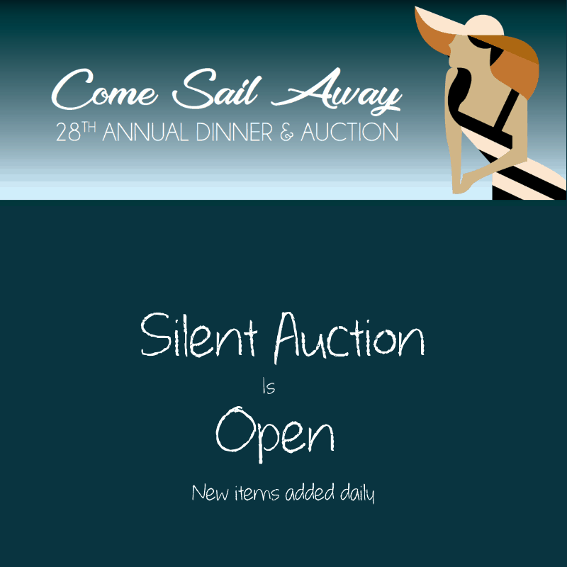 Silent Auction Open