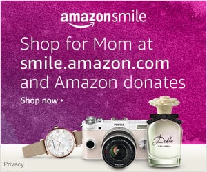 Mothers Day Amazon Smile